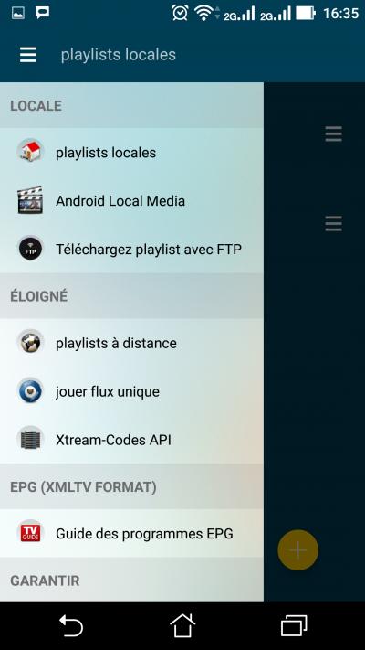 GSE SMART IPTV abonnement