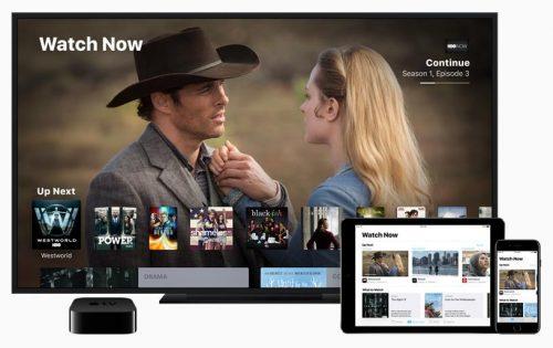 abonnement iptv Apple TV iPhone iPad