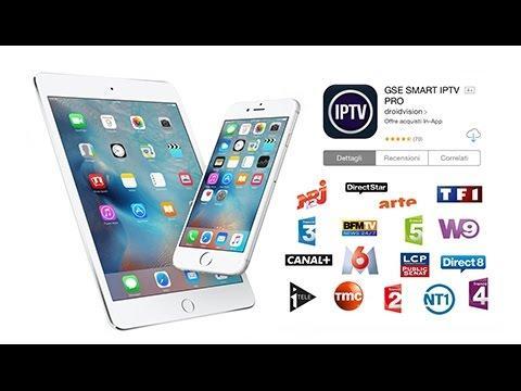 abonnement iptv iphone 5 - 5S - 6 Plus - 7 plus - 8 Plus - X plus