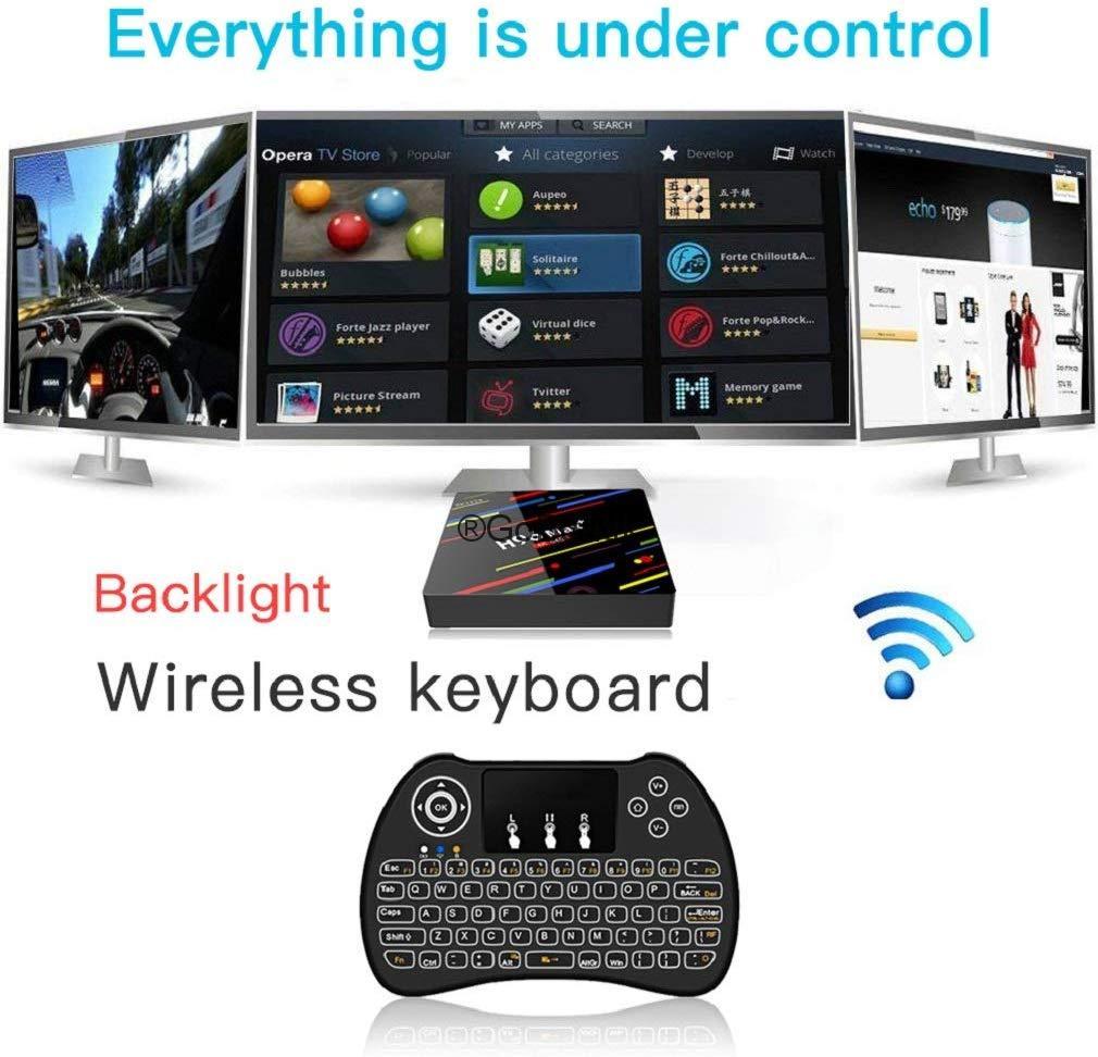 android tv box H96 Max+ 06