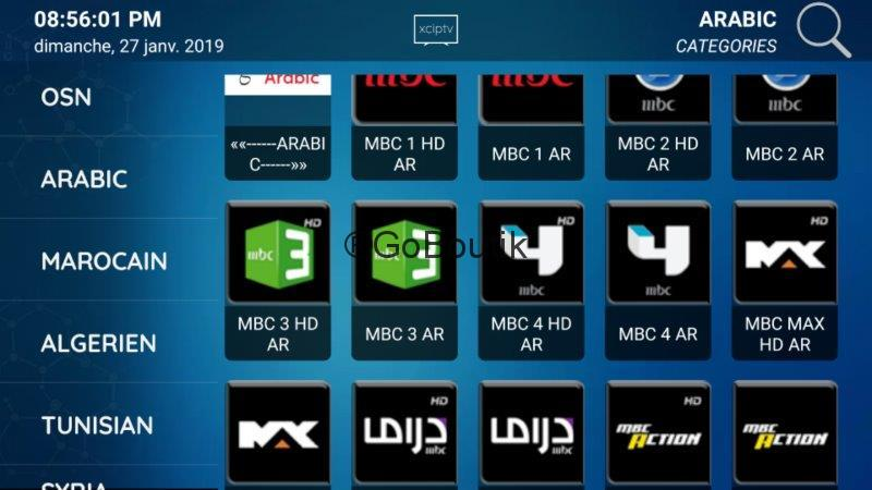 xciptv player iptv setup
