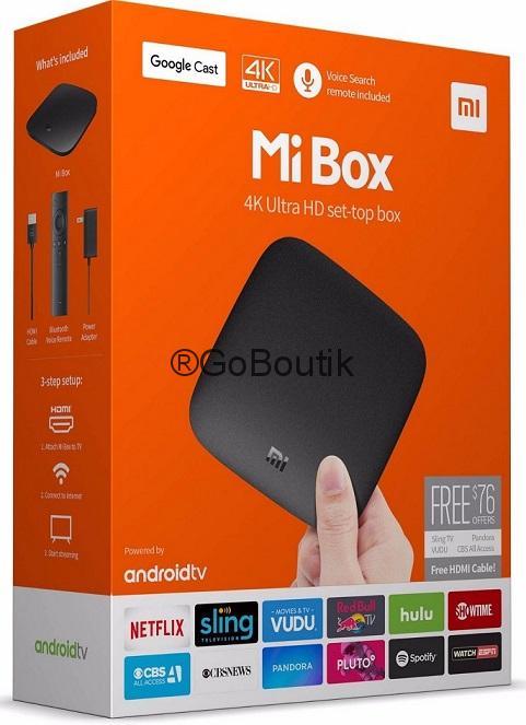 prix avis test Xiaomi Mi Box S